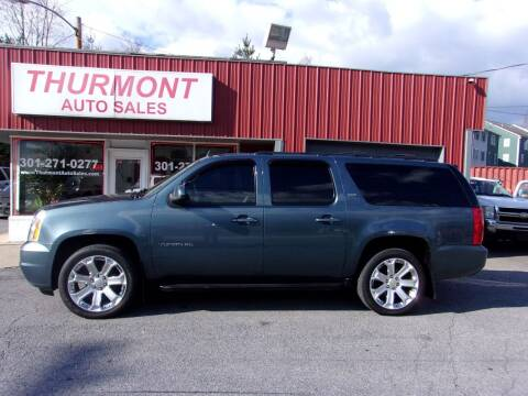 2010 GMC Yukon XL for sale at THURMONT AUTO SALES in Thurmont MD
