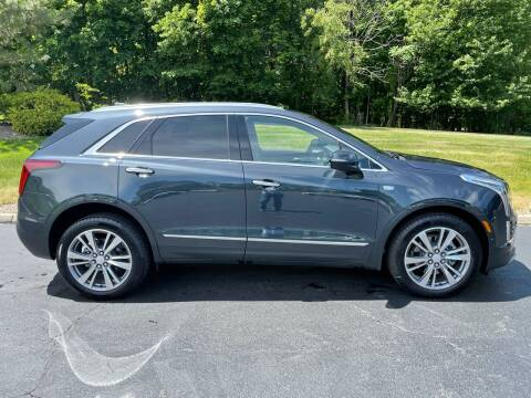 2021 Cadillac XT5 for sale at CarCo Direct in Cleveland OH