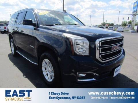 2017 GMC Yukon for sale at East Syracuse Performance Sales & Service in Syracuse NY