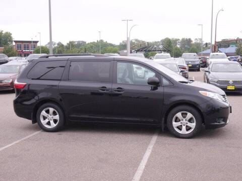 2017 Toyota Sienna for sale at Park Place Motor Cars in Rochester MN