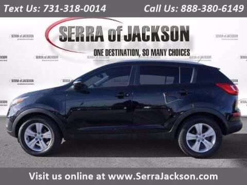 2011 Kia Sportage for sale at Serra Of Jackson in Jackson TN