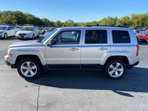 2013 Jeep Patriot for sale at CARS PLUS CREDIT in Independence MO