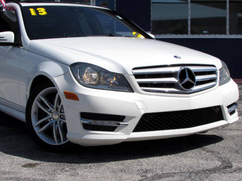 2013 Mercedes-Benz C-Class for sale at Orlando Auto Connect in Orlando FL