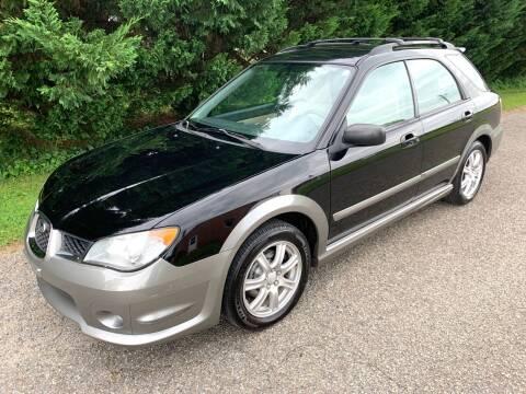 2006 Subaru Impreza for sale at 268 Auto Sales in Dobson NC