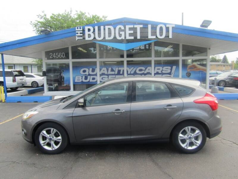 2013 Ford Focus for sale at THE BUDGET LOT in Detroit MI