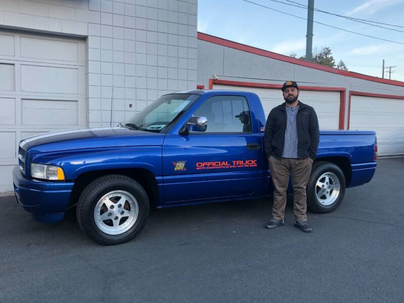 1996 Dodge Ram Pickup 1500 for sale at Redwood City Auto Sales in Redwood City CA
