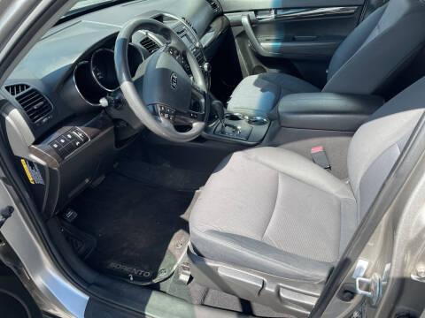 2012 Kia Sorento for sale at Kellis Auto Sales in Columbus OH