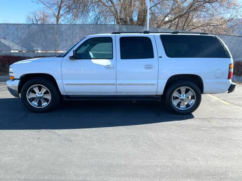 2003 Chevrolet Suburban for sale at BITTON'S AUTO SALES in Ogden UT