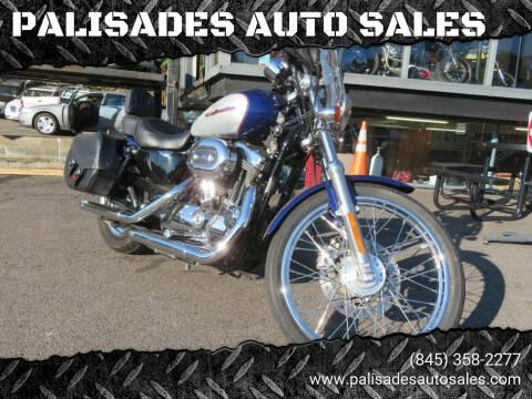 2006 Harley-Davidson xl 1200 c for sale at PALISADES AUTO SALES in Nyack NY