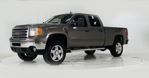 2012 GMC Sierra 2500HD for sale at Houston Auto Credit in Houston TX