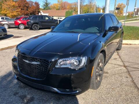 2016 Chrysler 300 for sale at One Price Auto in Mount Clemens MI