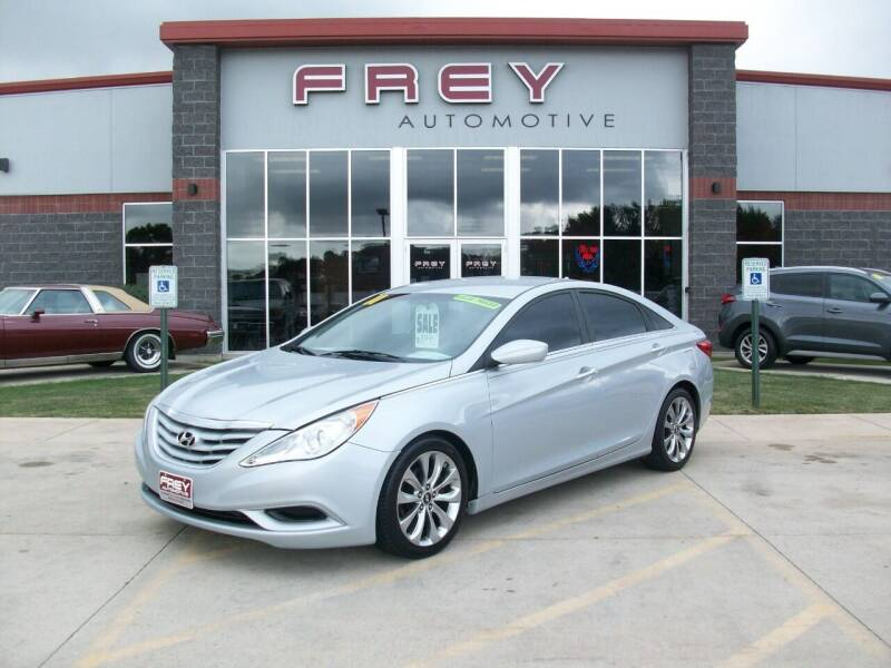 2011 Hyundai Sonata for sale at Frey Automotive in Muskego WI