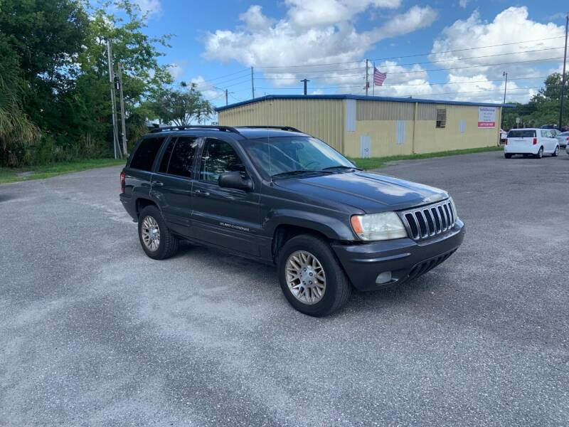 2002 Jeep Grand Cherokee for sale at Sensible Choice Auto Sales, Inc. in Longwood FL