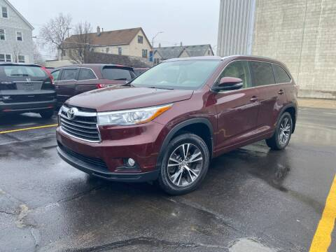 2016 Toyota Highlander for sale at Fine Auto Sales in Cudahy WI