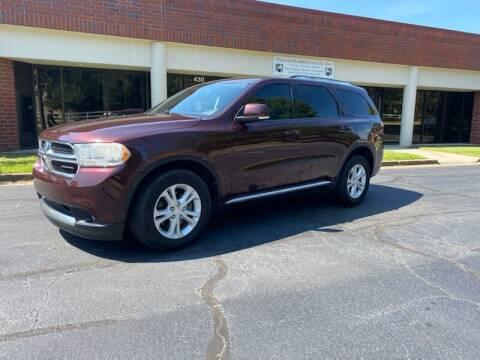 2012 Dodge Durango for sale at GTO United Auto Sales LLC in Lawrenceville GA