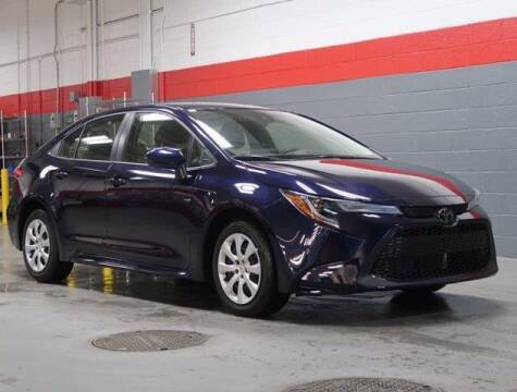 2021 Toyota Corolla for sale at CU Carfinders in Norcross GA
