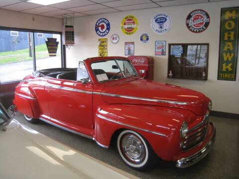 1947 Ford Cabriolet  for sale at Neary's Auto Sales & Svc Inc in Scranton PA