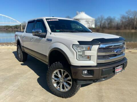 2017 Ford F-150 for sale at D3 Auto Sales in Des Arc AR