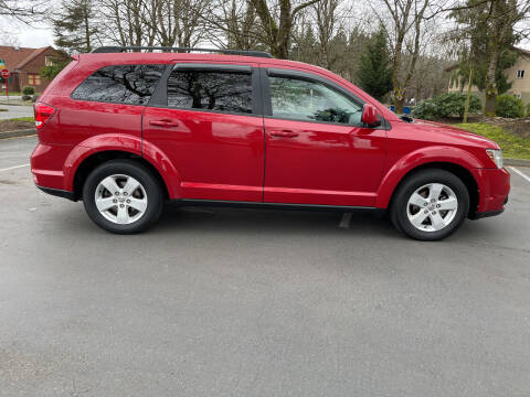 2012 Dodge Journey for sale at Valley Sports Cars in Des Moines WA