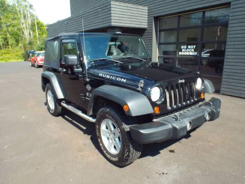 2008 Jeep Wrangler for sale at Carena Motors in Twinsburg OH