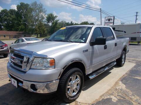 2008 Ford F-150 for sale at High Country Motors in Mountain Home AR