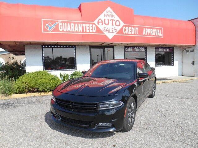 2018 Dodge Charger for sale at Oak Park Auto Sales in Oak Park MI