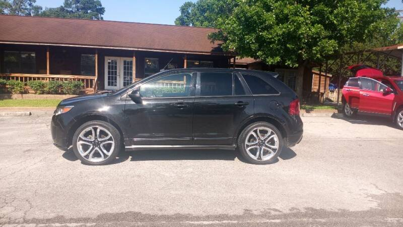 2013 Ford Edge for sale at Victory Motor Company in Conroe TX