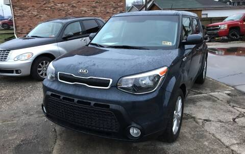 2016 Kia Soul for sale at ADKINS PRE OWNED CARS LLC in Kenova WV