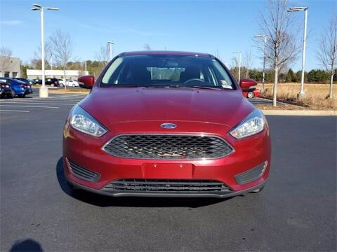 2016 Ford Focus for sale at Lou Sobh Kia in Cumming GA