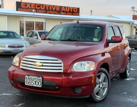2009 Chevrolet HHR for sale at Executive Auto in Winchester VA
