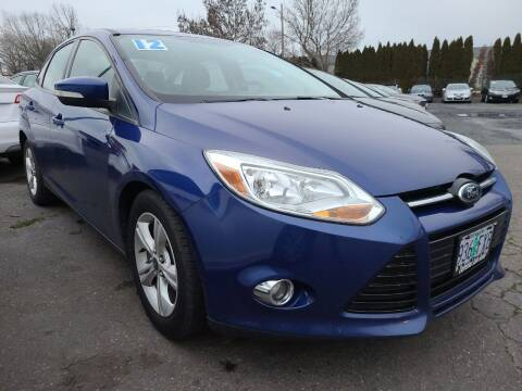 2012 Ford Focus for sale at Universal Auto Sales in Salem OR