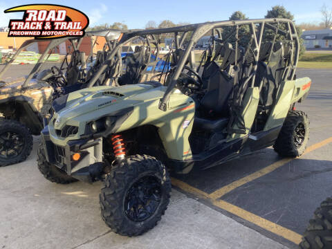 2019 Can-Am Commander™ MAX DPS&#8482 for sale at Road Track and Trail in Big Bend WI