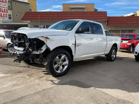 2019 RAM Ram Pickup 1500 Classic for sale at STS Automotive in Denver CO