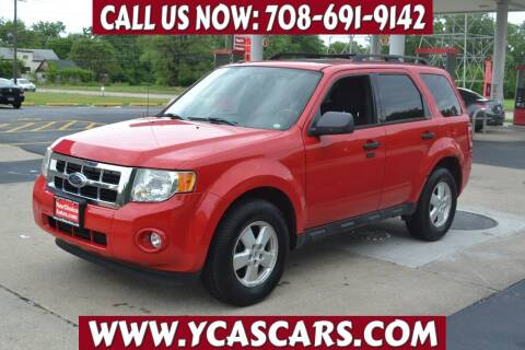 2009 Ford Escape for sale at Your Choice Autos - Crestwood in Crestwood IL