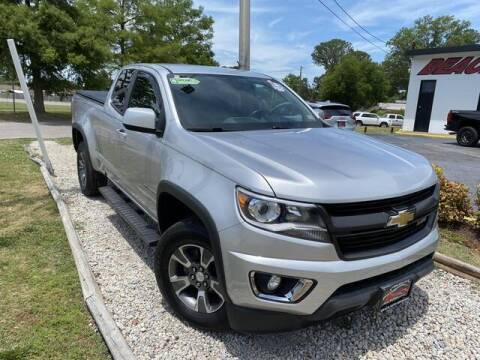 2015 Chevrolet Colorado for sale at Beach Auto Brokers in Norfolk VA
