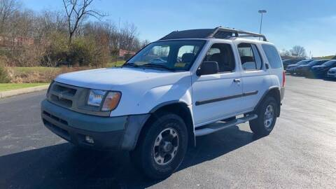 2001 Nissan Xterra for sale at WEINLE MOTORSPORTS in Cleves OH