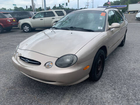 1999 Ford Taurus for sale at Diana Rico LLC in Dalton GA
