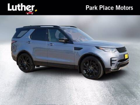 2018 Land Rover Discovery for sale at Park Place Motor Cars in Rochester MN