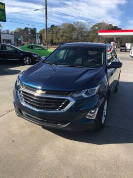2019 Chevrolet Equinox for sale at Safeway Motors Sales in Laurinburg NC