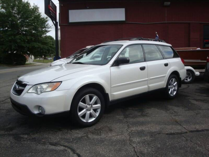 2008 Subaru Outback for sale at ROSS MOTOR CARS in Torrington CT