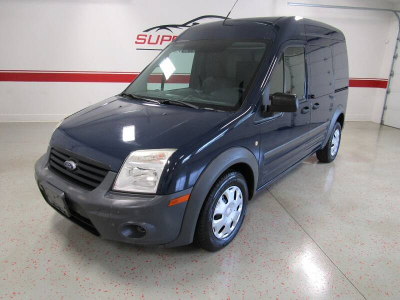 2011 Ford Transit Connect for sale at Superior Auto Sales in New Windsor NY