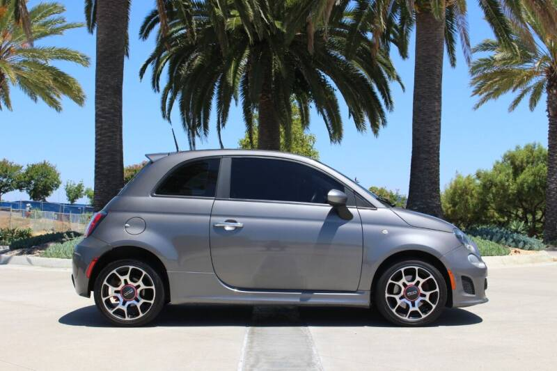 2013 FIAT 500 for sale at Miramar Sport Cars in San Diego CA