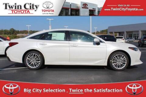 2021 Toyota Avalon for sale at Twin City Toyota in Herculaneum MO