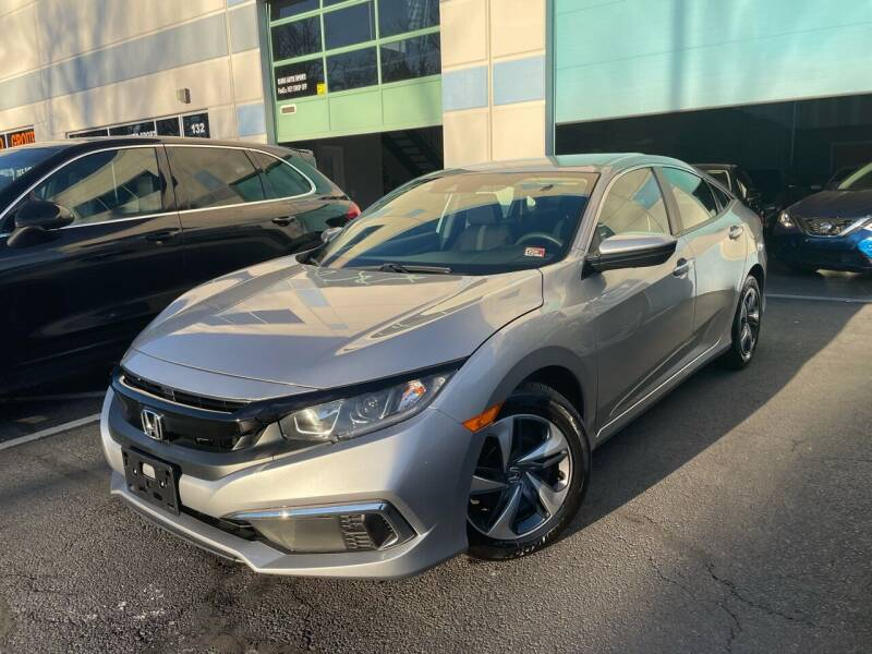 2020 Honda Civic for sale at Best Auto Group in Chantilly VA