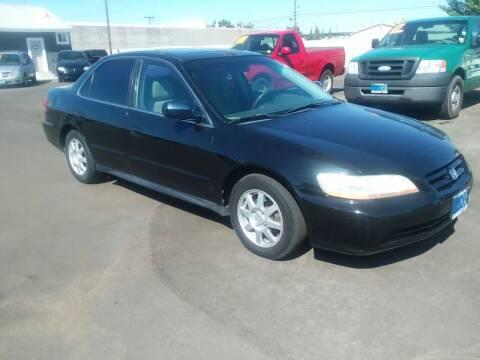 2002 Honda Accord for sale at Car Spot in Las Vegas NV