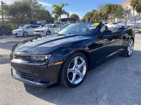 2015 Chevrolet Camaro for sale at EZ Own Car Sales of Miami in Miami FL