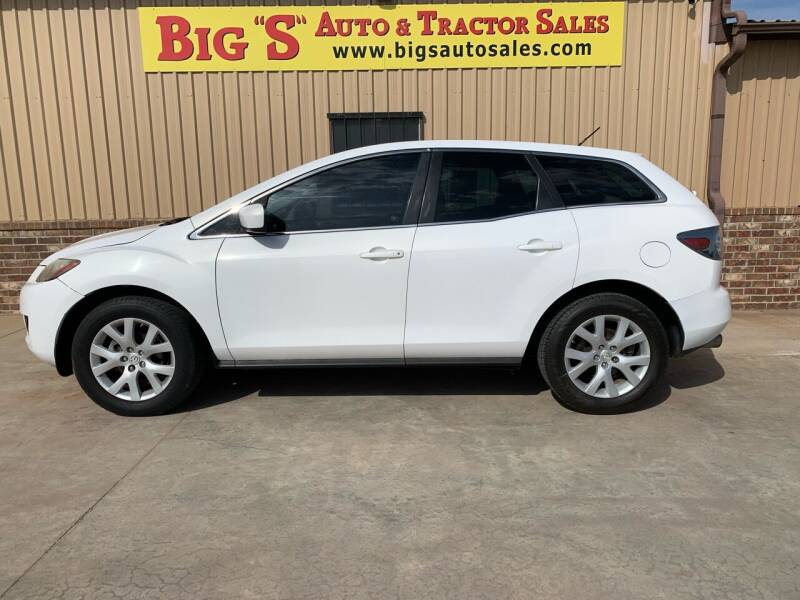 2008 Mazda CX-7 for sale at BIG 'S' AUTO & TRACTOR SALES in Blanchard OK
