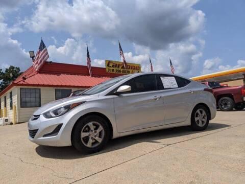 2015 Hyundai Elantra for sale at CarZoneUSA in West Monroe LA