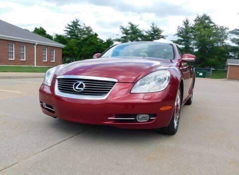 2006 Lexus SC 430 for sale at WEST PORT AUTO CENTER INC in Fenton MO