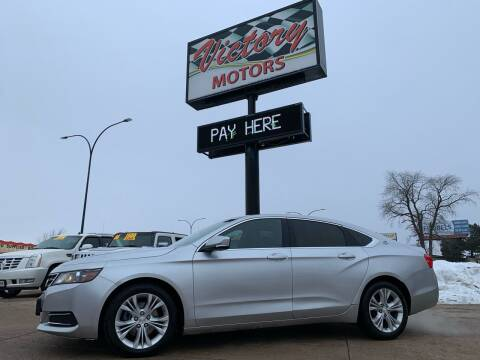 2014 Chevrolet Impala for sale at Victory Motors in Waterloo IA